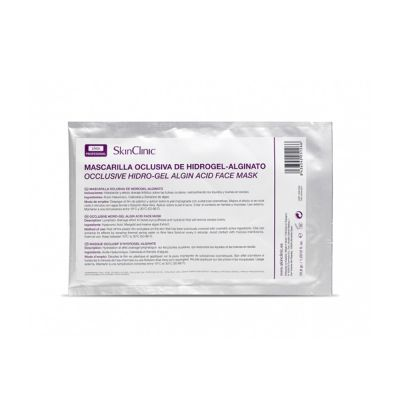 OCCLUSIVE HYDROGEL ALGIN ACID FACE MASK